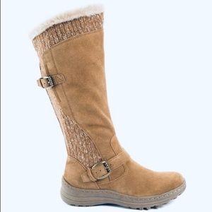 Baretraps ALIRA Water Proof 7.5 knee fur Boots